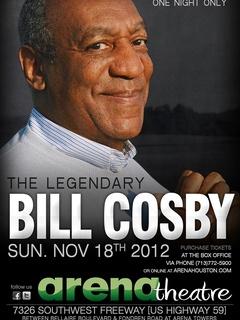 Arena Theatre_Bill Cosby
