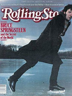 Springsteen Rolling Stone