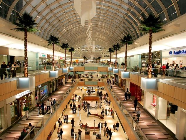Galleria Dallas interior