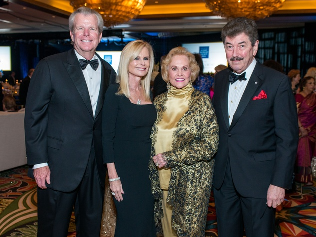 News, Shelby, UNICEF gala, Nov. 2015, Greg Falgout, Jo Lynn Falgout, Nancy Ames, Danny Ward