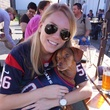 Catherine Daniel and Drake at Friends for Life Texans TAILgate party November 2013