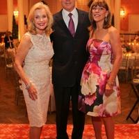 87, Brookwood gala, April 2013, Pat Breen, Jim Crane, Franci Crane