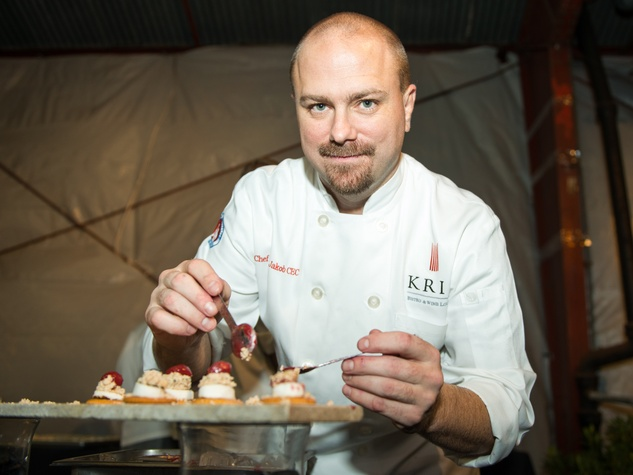17 Kris Jacob at the Houston Truffle Chef of the Year Challenge January 2015