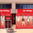 One Direction pop-up store in Dallas