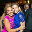 0518 Mary Tere Perusquia, left, and Melissa Schnitzer at the Cristo Rey Jesuit Gala January 2015