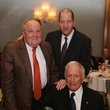 James Willerson, from left, Dr. Pete Etheridge and Dr. Denton A. Cooley at the Bud Frazier event May 2014