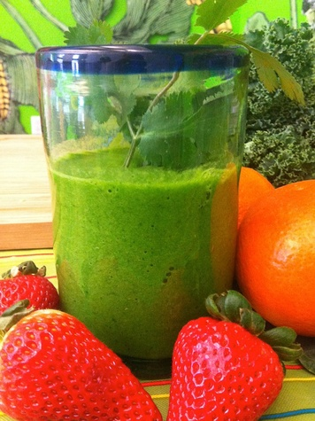 News_Joel_vegan out_green drink