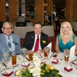 Gordon Seyfried, Barry Marsh, Michelle Riffle and Laurie McCoy, fort worth art council heart of gold luncheon