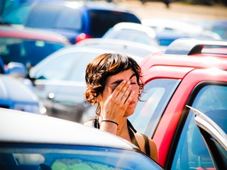 Austin Photo Set: News_Kevin Benz_ACL road closures_September 2011_traffic