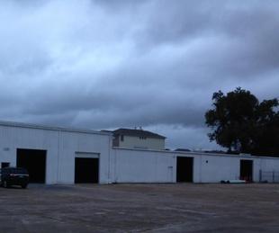 Brash Brewing Company building