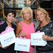 10 Toni Kuri, from left, Sherry Holman and Paula Leichen at the West Ave Turns Pink party October 2013