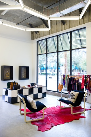 Saint Cloud interior of store