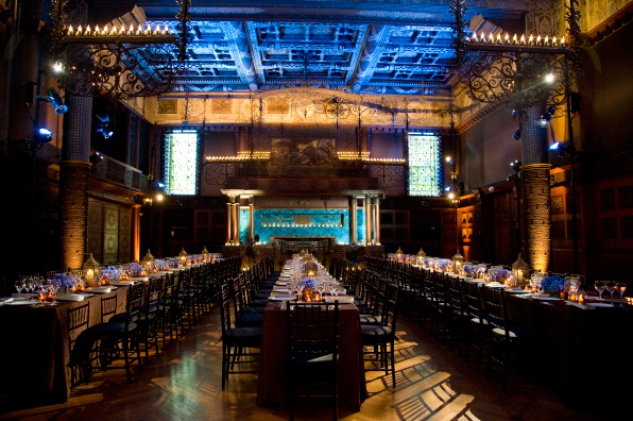 News, Shelby, Veterans Room, Park Avenue Armory, July 2014