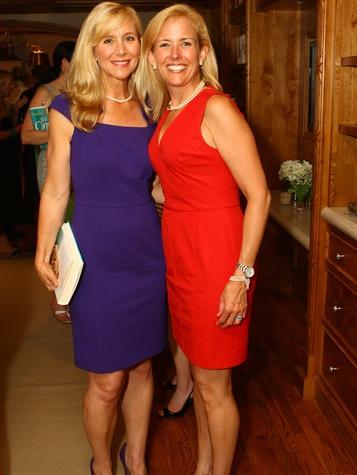 Christina Pittman, Alyssa Lange, chick lit reunion