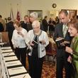 Houston Chamber Choir gala April 2013 silent auction