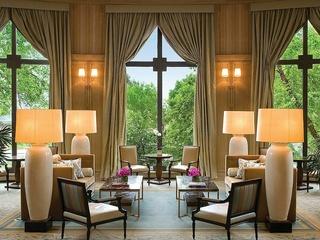 Lobby at Four Seasons Resort & Club Dallas at Las Colinas