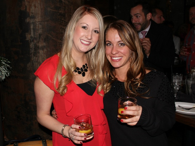 Woodford Reserve Manhattan party