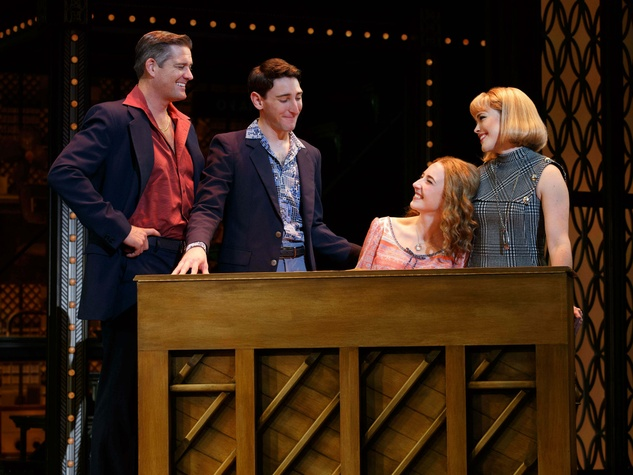 Performing Arts Fort Worth presents Beautiful: The Carole King Musical