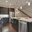 Austin townhome 2002 Glen Allen Street October 2015 kitchen