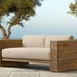 Restoration Hardware Aspen Collection sofa