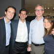 Andrew Thompson, from left, Peter Petrillo, Eric Norfleet and Eloise Goldman