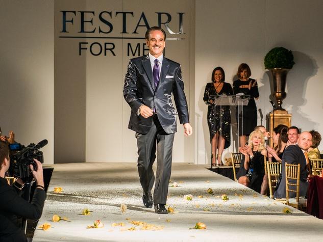 Rudi Festari at Una Notte in Italia November 2014