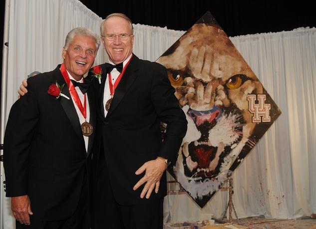 News, Shelby, UH Alumni Association gala, May 2015