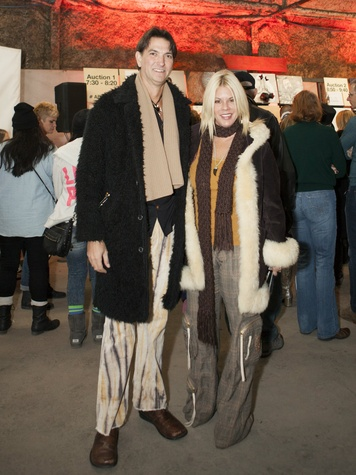 John Weidenfeller, Terri Symonds at Art Con X