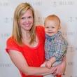 Eleanor and Walker Boyton, Baby Bow Tie event at Milk & Honey