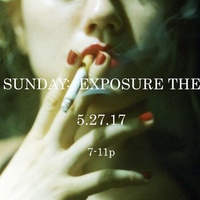 Space 24 Twenty presents Exposure Therapy by Edie Sunday