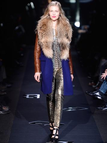 Fashion Week fall 2013, Diane Von Furstenberg