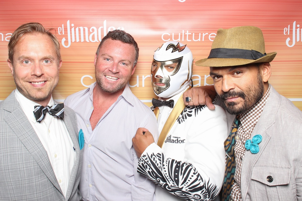 123 Smilebooth at CultureMap Summer Social July 2014
