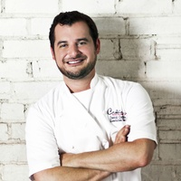 Headshot of Chef David Cordua