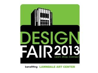 "Design Fair 2013 ""Learn. Shop. Connect."" Preview Party"