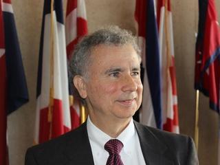 Dallas City Manager A.C. Gonzalez