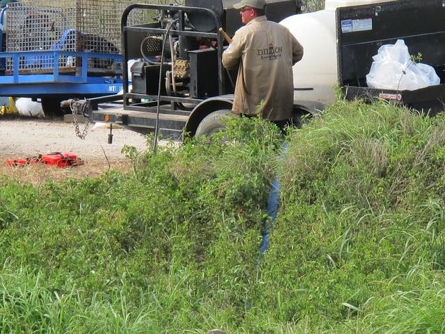 16 Katie Galveston oil spill Part 3 Interconnection April 2014