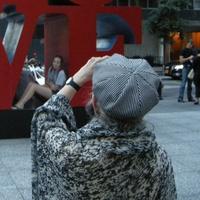 News_Mercedes-Benz Fashion Week_Love sculptureSept 2011