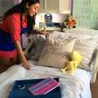 4 Ashlina Kaposta and Dec My Room August 2014
