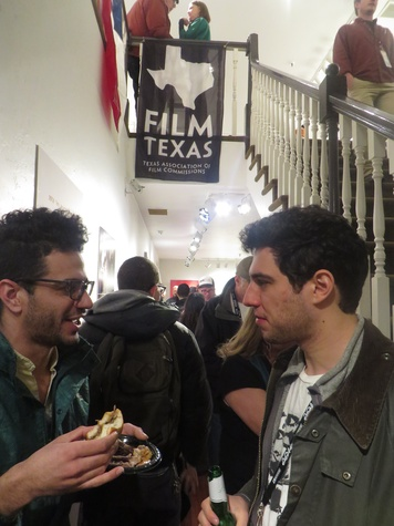 Film Texas party at Sundance Film Festival January 2014