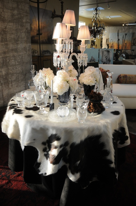 Houston Design Center_holiday tabletop_Deck the Tables