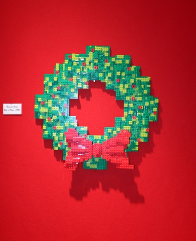 tractor beam, diffa wreath collection