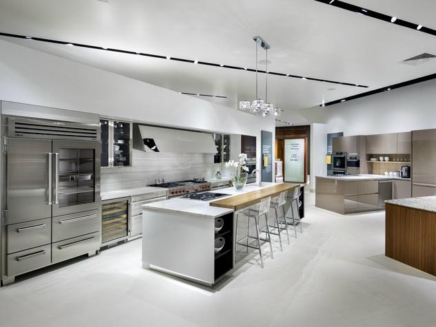 Pirch store kitchen display