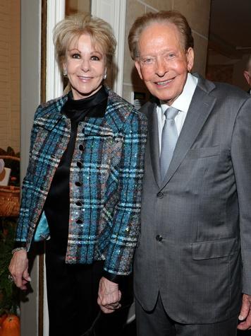 Annette Simmons, Harold Simmons