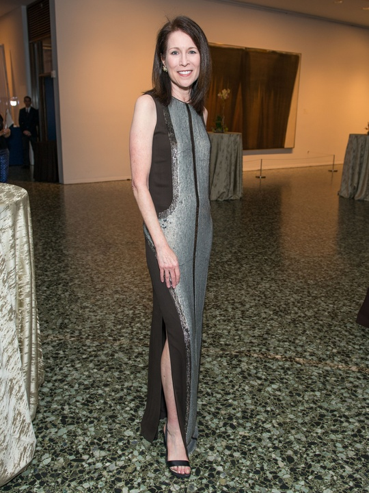 44 Delise Ward wearing Rohit + Rahul at the MFAH Grand Gala October 2014 GOWNS