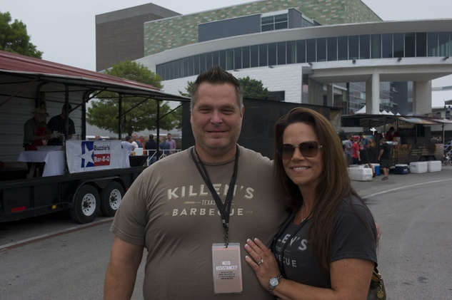 4 Texas Monthly BBQ Festival September 2014 Ronnie Killen
