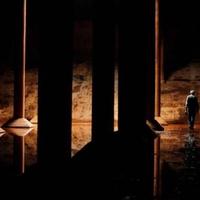 Romanesque cistern under Buffalo Bayou Park