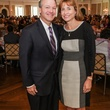 Drs. Marc and Julie Boom at the Community Immunity Spring Luncheon April 2014