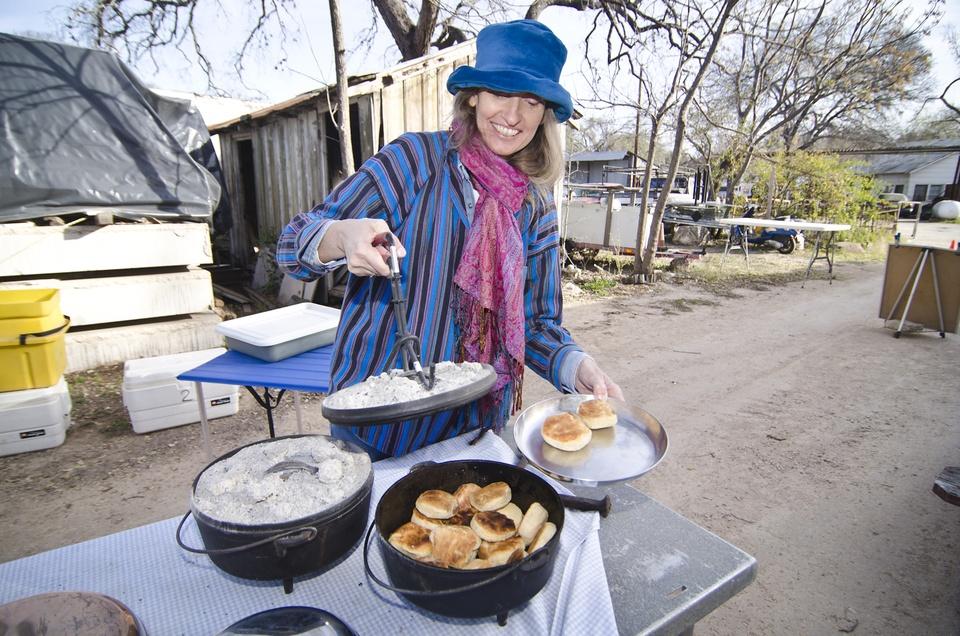Austin Photo Set: News_jon_texas river school_fundraiser_march 2013_2