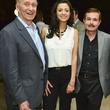News Houston Children's Charity Gathering of Champions, Walt Cunningham, David Huntington, Yanika Chacon, April 2014