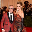 The Met Costume Institute Gala May 2013 Tommy Hilfiger and Dee Hilfiger